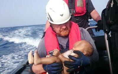 Muere otro niño en el Mediterráneo y recuerda al mundo el drama de la mi...