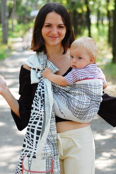 Para las mamás ocupadas, que tienen solo una mano libre, es un lu...