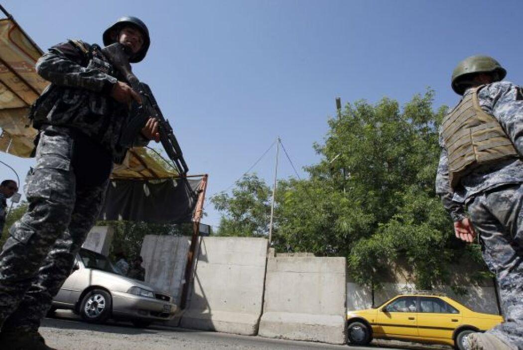La gran duda era y es la capacidad de las fuerzas iraquíes de asumit y m...
