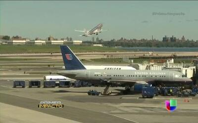A pesar de semana negra en aviación, es más seguro volar