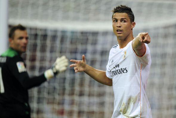 Los minutos finales estaban cerca y el Madrid tenía que ir por el triunf...