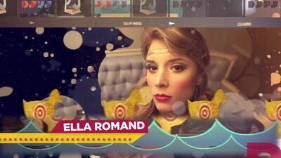 ¡Ella Romand ha llevado sus mezclas hasta África! Conoce a esta nominada...