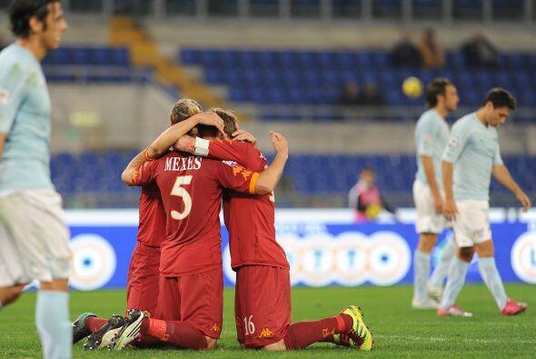 Un duro golpe en las aspiraciones al título de la Lazio, pese a q...