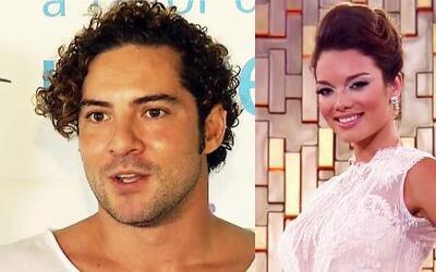 David Bisbal evitó hablar de Zuleyka Rivera