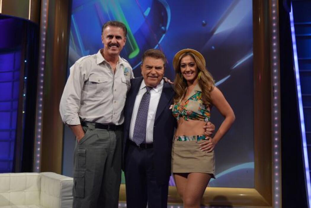Así se vivíó el programa junto a Daniela Cenzano y Ron Magill antes del...