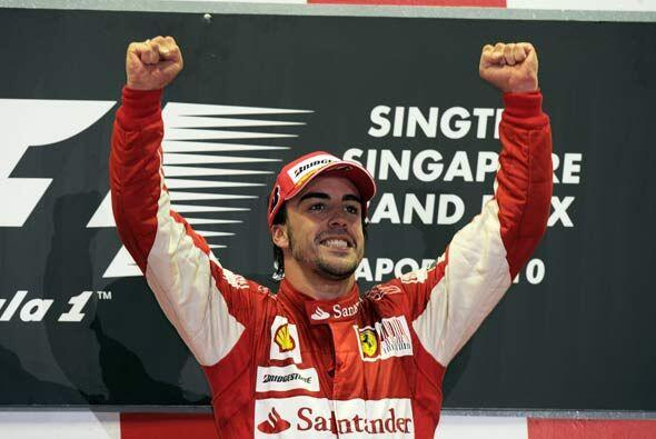 El piloto de la Ferrari tendrá una semana de descanso antes del G...