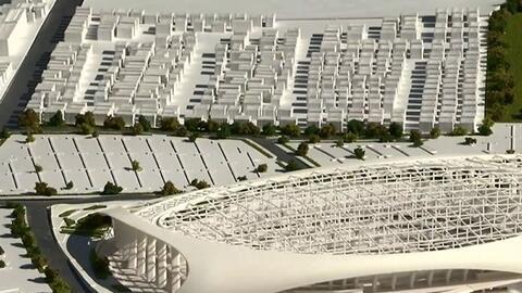 'Los Ángeles en un Minuto': posponen la apertura del nuevo estadio de lo...