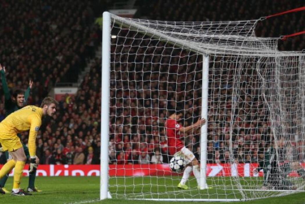 Tres minutos después Cristiano Ronaldo empujaba a las redes un 'centro-s...