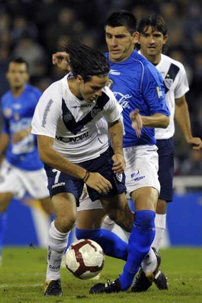 Por el Grupo 7 de la Libertadores, Vélez Sarsfield goleó al Deportivo It...