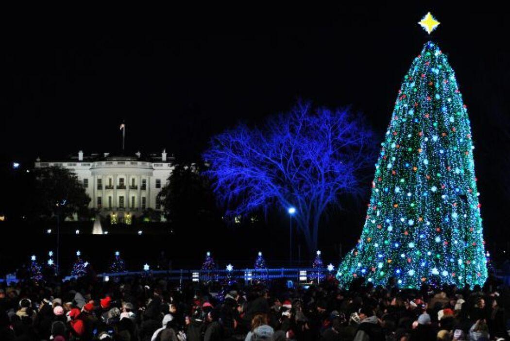 """""""Esta es una tradición de fin de año que nos llena de orgullo. Haya niev..."""