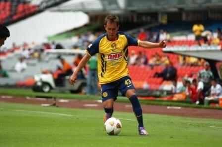 Luigiani Iván Gallardo, es uno de los jugadores más prometedores con Amé...