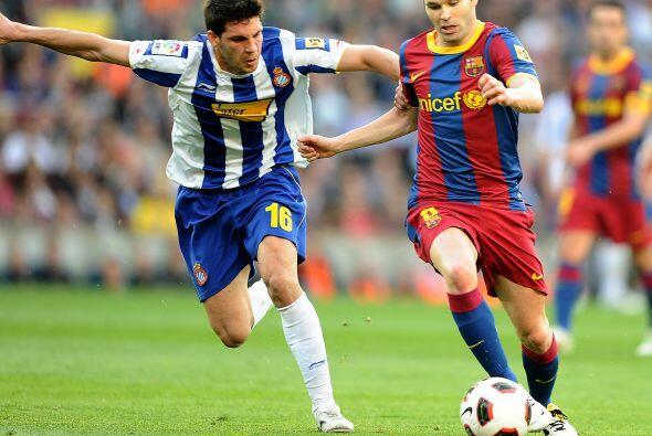 'Cerebro' fue de lo más sobresaliente por parte del Barcelona ante el Es...