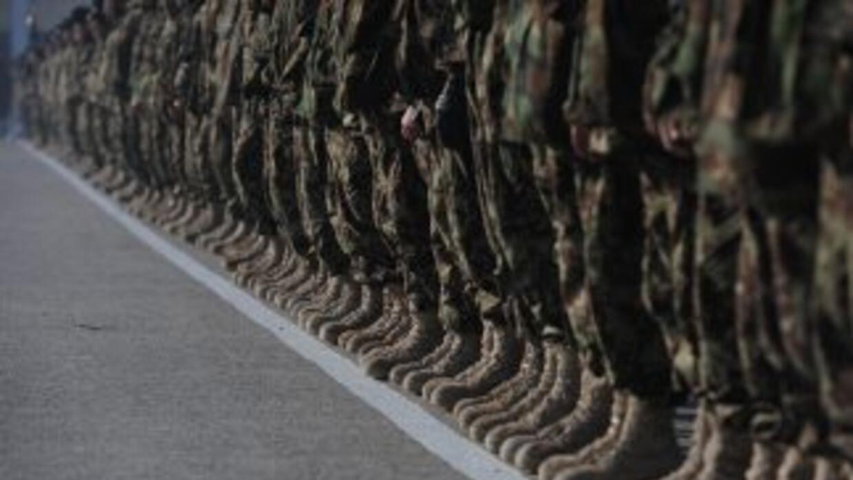 El diario LosAngeles Timesreveló fotografías de militares estadouniden...