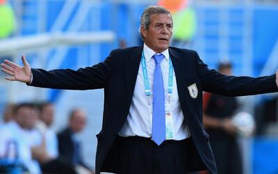 "Oscar Tabárez: ""Que nos falte Luis (Suárez) es como si a la Argentina le..."