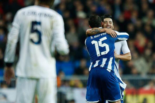 El último jugador de la mitad de campo es el uruguayo Juan &Aacut...