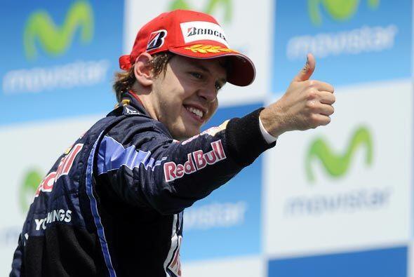 Vettel se está encaminando a una carrera de leyenda en la Fórmula 1.