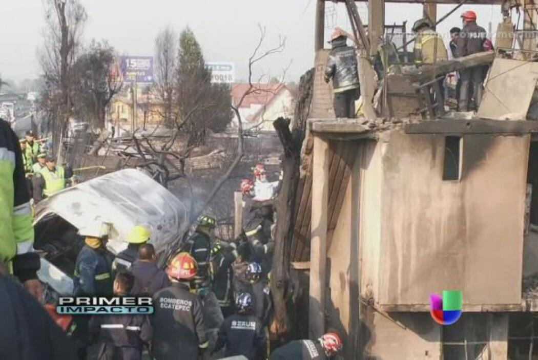 """FUEGO EN EL CORAZ""""N DEL PAÍS.  Más de 20 personas murieron por un accide..."""