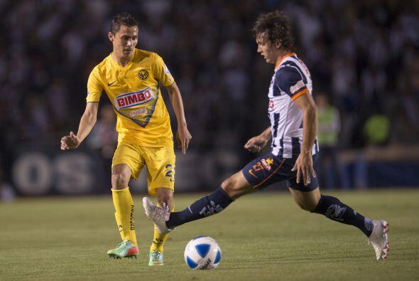 En la jornada 13 América recibe a Monterrey en un duelo del cual...