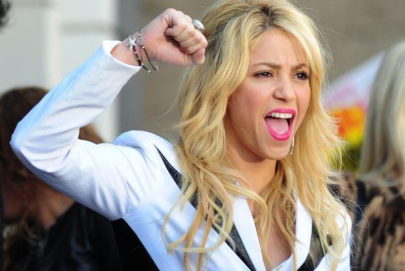 Shakira es la hispana con más influencia en Facebook con 72 millo...