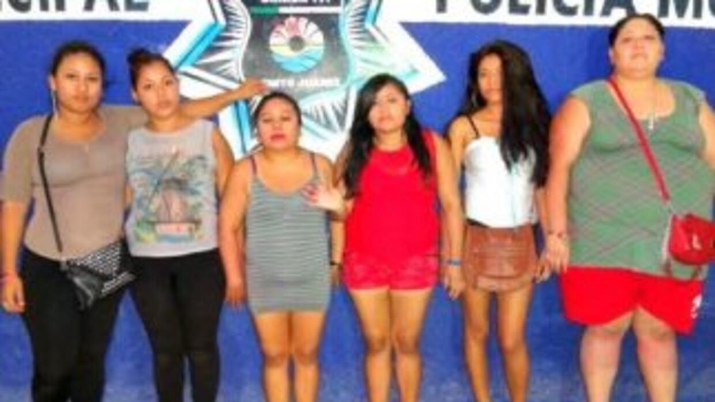 Cayó en Cancún la banda de Las Coquetas, que seducían a los hombres para...
