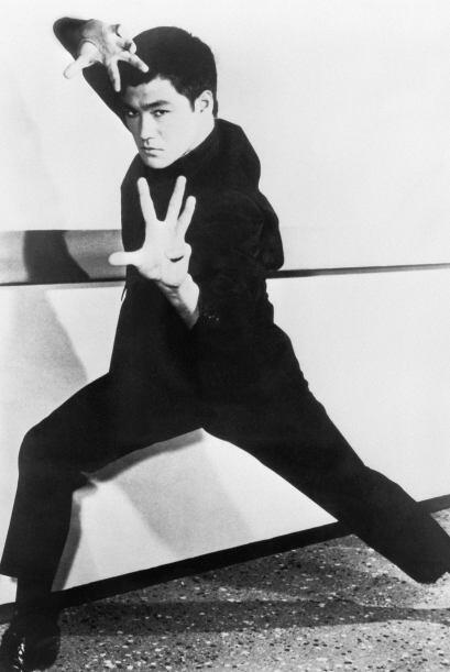 Bruce Lee La leyenda de las artes marciales murió a los 32 a&ntil...