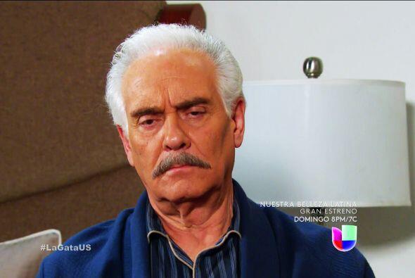 Quiere que cuides a Agustín para tenerte muy cerca y hacerte da&n...
