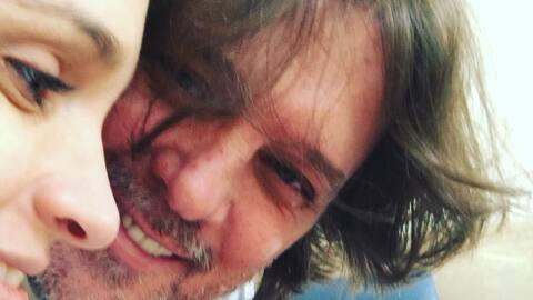 René Strickler se convirtió en papá por tercera ocasión