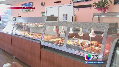 Platos Sucios: Cucarachas y suciedad en restaurantes del sur de Florida