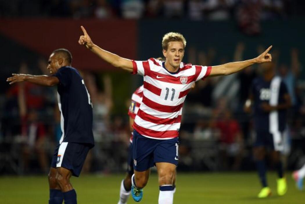 Estados Unidos goleó a Belice y el momento clave del partido, fue la cua...