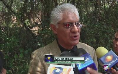 """Mario Trejo: """"Pumas no está todavía en su mejor punto"""""""