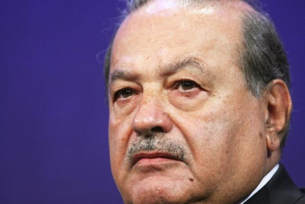 7 de marzo. La revista estadounidense Forbes considera al magnate mexica...