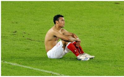Volanthen jugó con Suiza las Euros de 2004 y 2008 antes de retira...