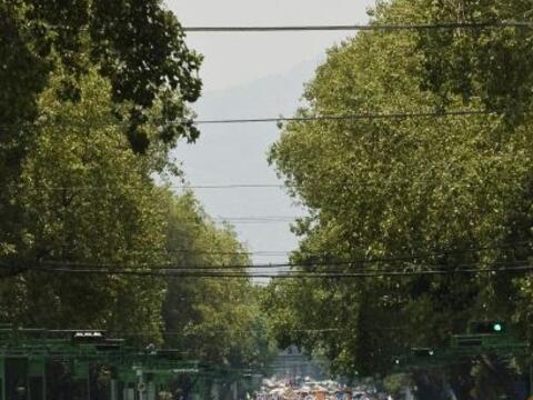 """""""Más de 85,000 personas han confluido al Zócalo en la..."""