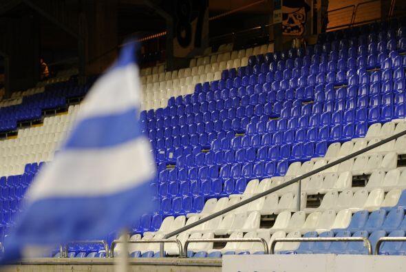 Los 'Riazor Blues' fueron vetados del Estadio Riazor y ya no ocupar&aacu...