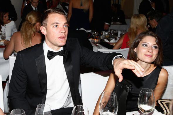 Su esposa es la modelo Kathrin Gilch.