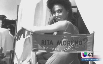 Legado de la puertorriqueña Rita Moreno
