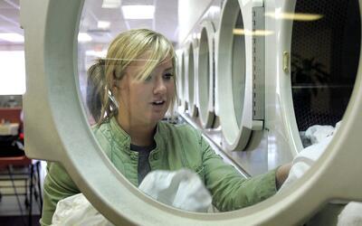 El costo por lavar su ropa en lavanderías podría ir en aumento