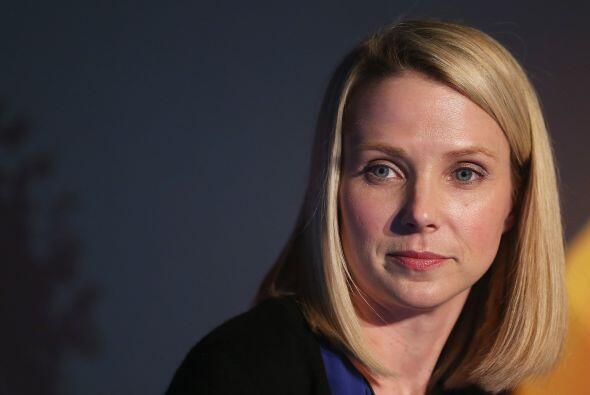 18.-MARISSA MAYER: Tiene 38 años. Es la actual CEO de Yahoo en Estados U...
