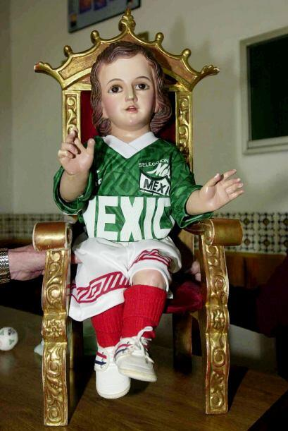 En esta fiesta, donde se celebra a México fuera de su territorio, su fe...