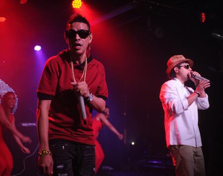 El dueto ha logrado atrapar a miles con sus canciones.
