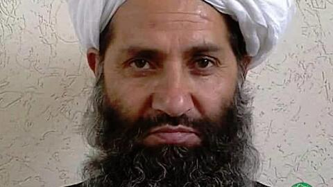 Mulá Haibatullah Akhundzada, nuevo jefe del talibán afgano