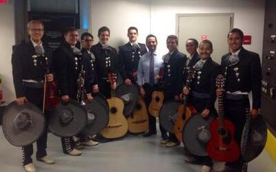 Con mariachis y toda la tradición mexicana, Houston celebró el Cinco de...