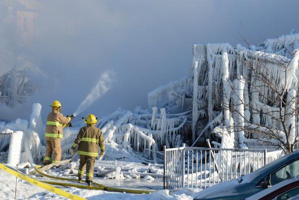 El portavoz también destacó que el intenso frío, con temperaturas de -30...