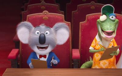 'Sing': competencia de canto entre animales