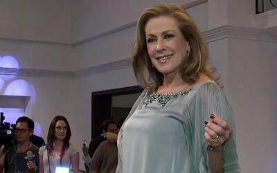 Laura Zapata desconoce motivos de Thalía para reencuentro