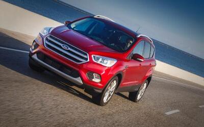 Imágenes de Escape 2017, la crossover compacta de Ford que ahora llega a...
