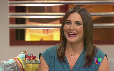 Katiria Soto habla de su carrera como presentadora en Univision Nueva York