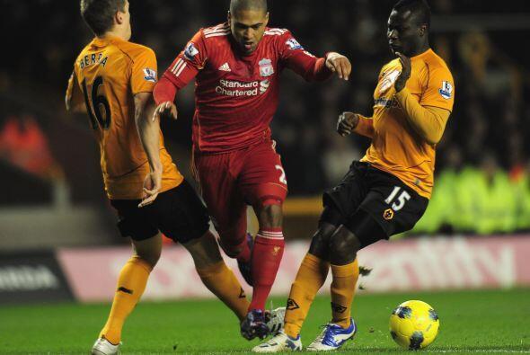 Finalmente, el Liverpool dio una buen exhibición de fútbol...