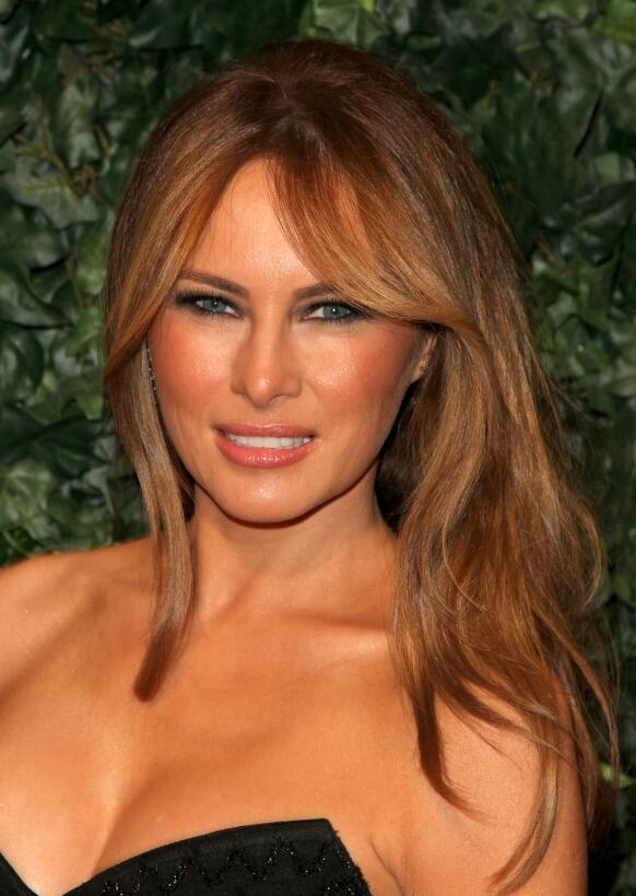 Melania Trump, una primera dama inesperada GettyImages-109448672.jpg