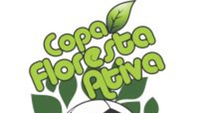 Logo de la CopaFloresta Ativa de Brasil.